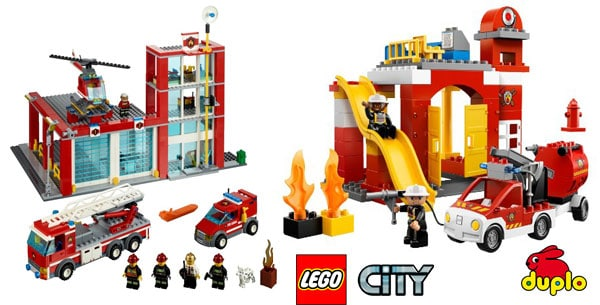 city-fire-LEGO